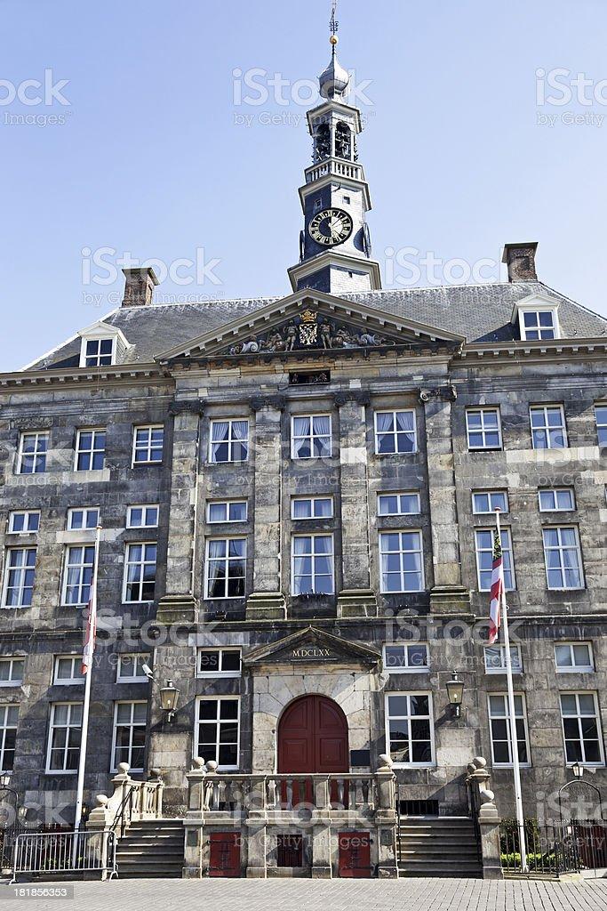 City hall # 2 XXXL stock photo