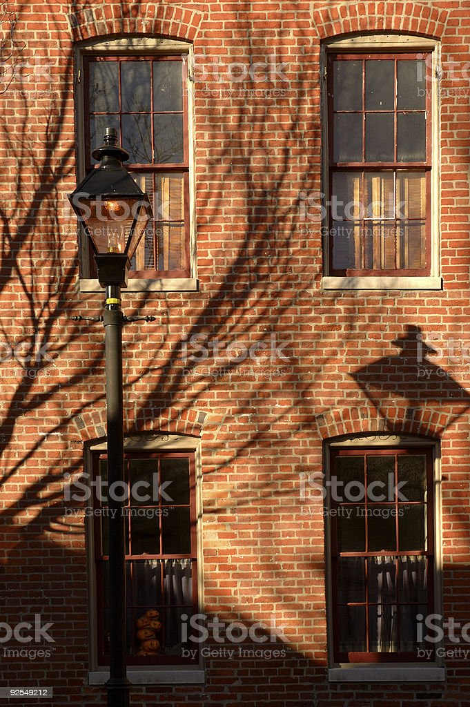 City House royalty-free stock photo