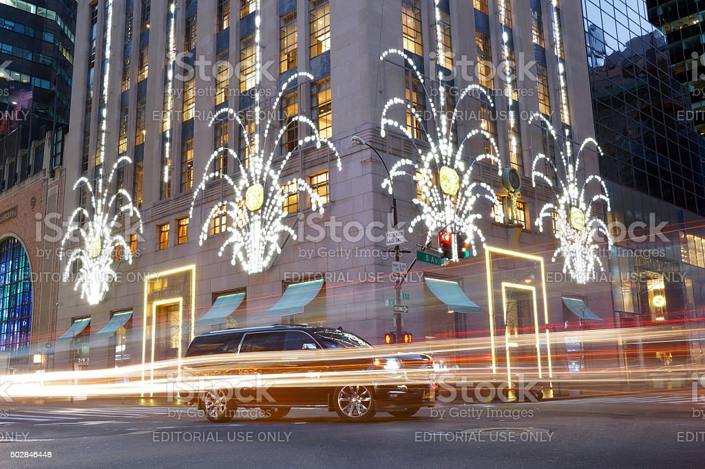 City in Motion stock photo