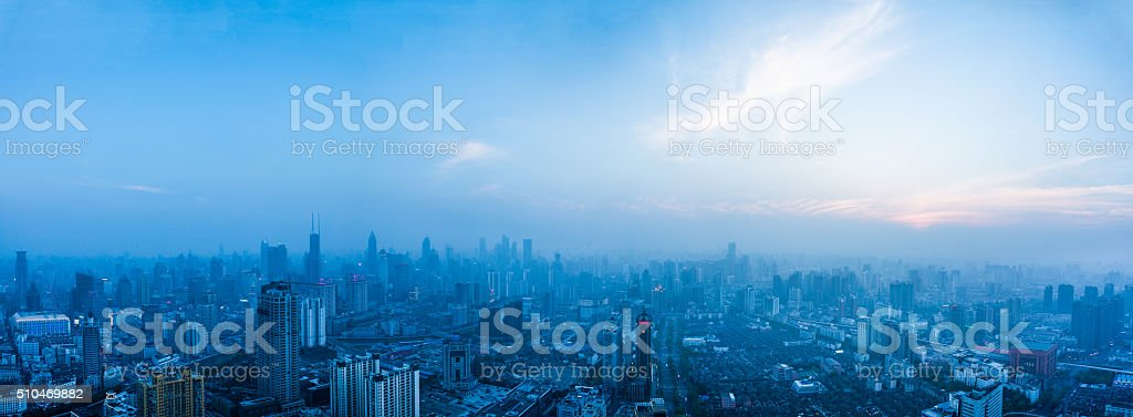 City Landscape stock photo