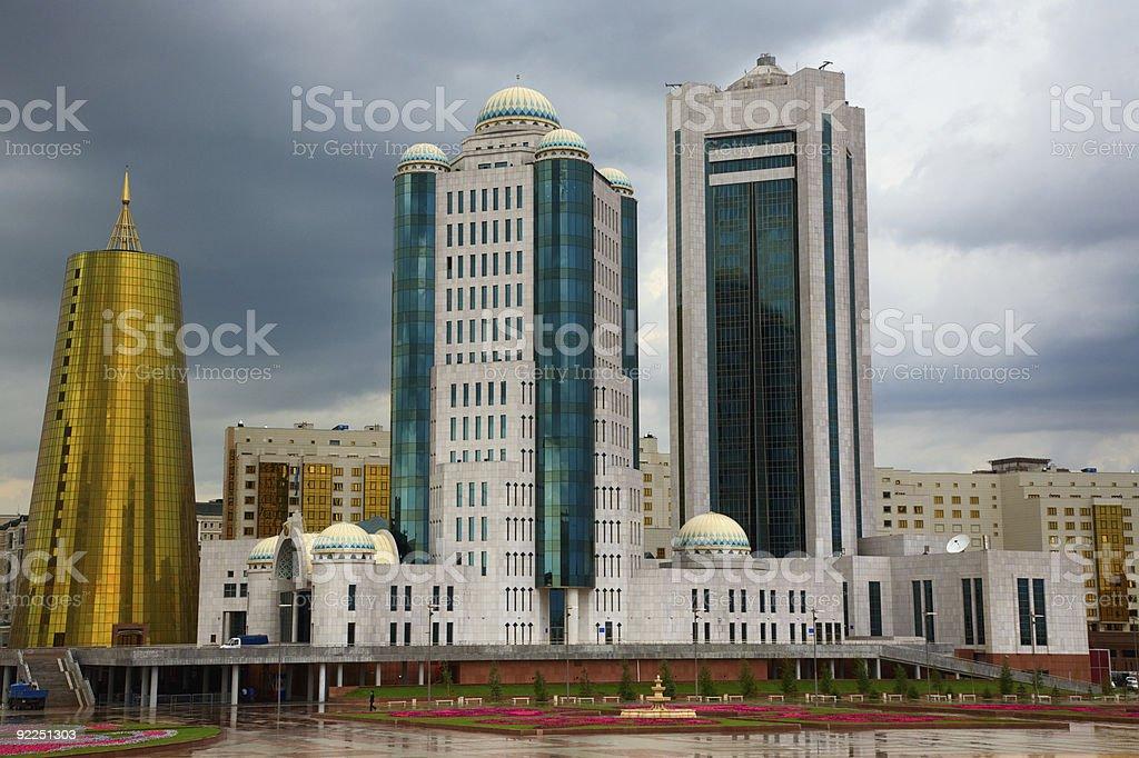 City landscape royalty-free stock photo