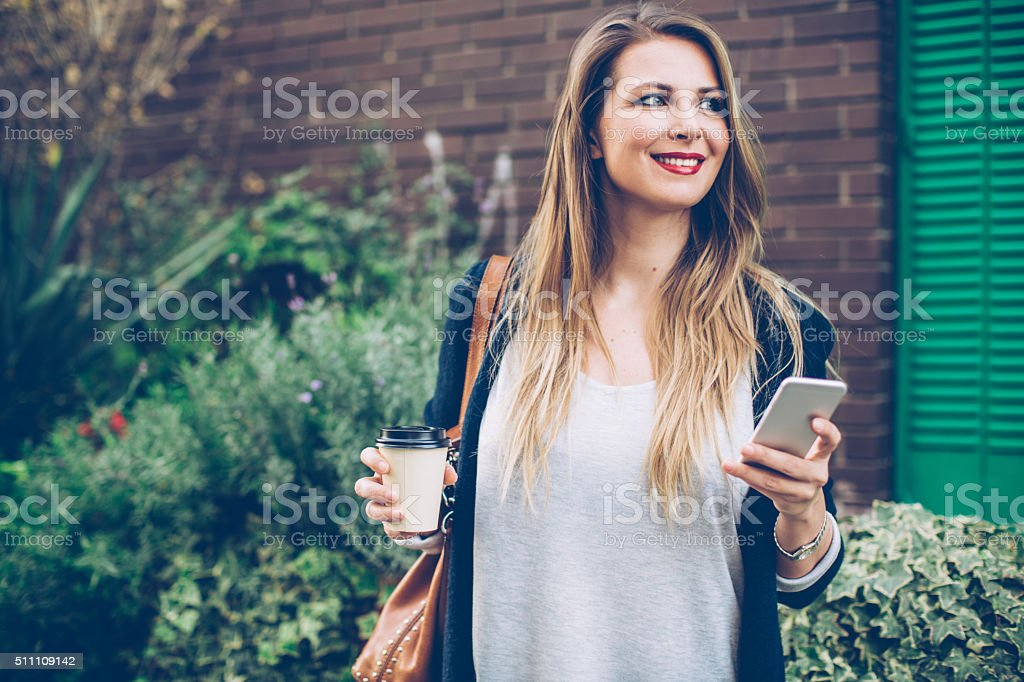 City life is the life for me stock photo