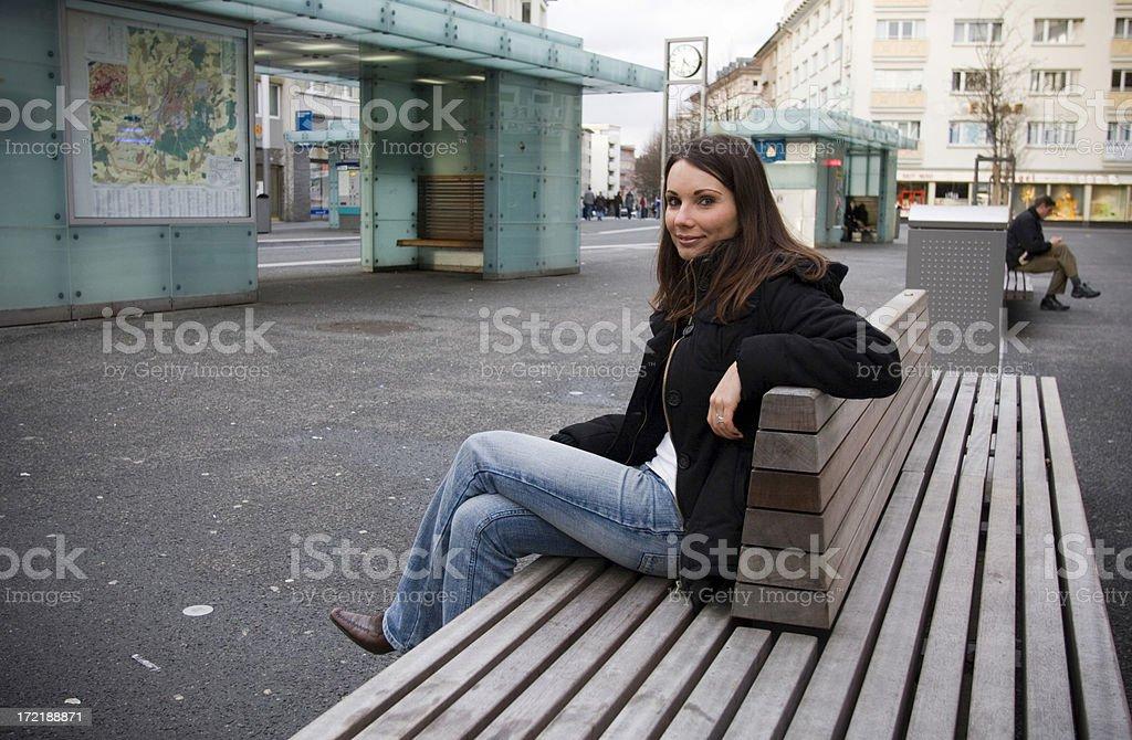City life royalty-free stock photo