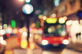 City Lights in London