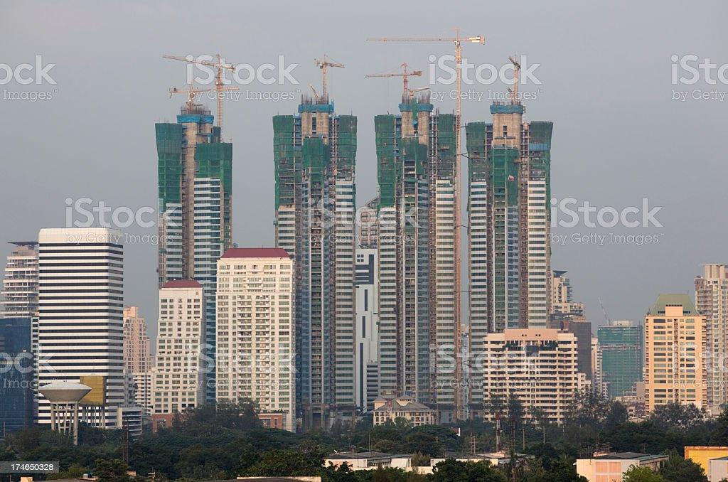 City living. royalty-free stock photo