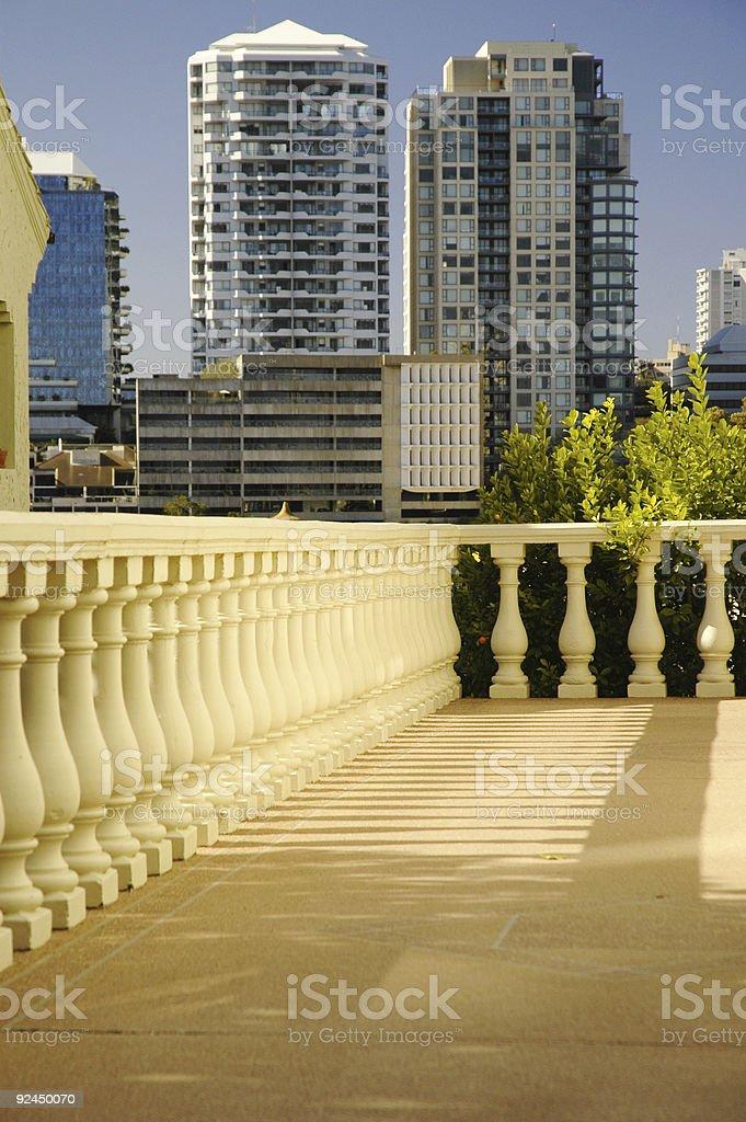 City Living royalty-free stock photo