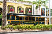 City of Beverley Hills Tram, Los Angeles