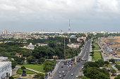 City of Chennai - Aerial View