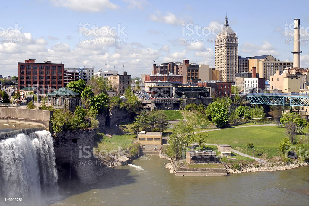 City of Industry stock photo