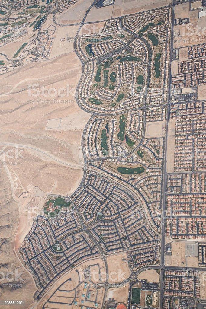 City of Las Vegas stock photo