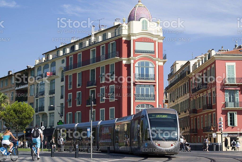 City of Nice, France royalty-free stock photo