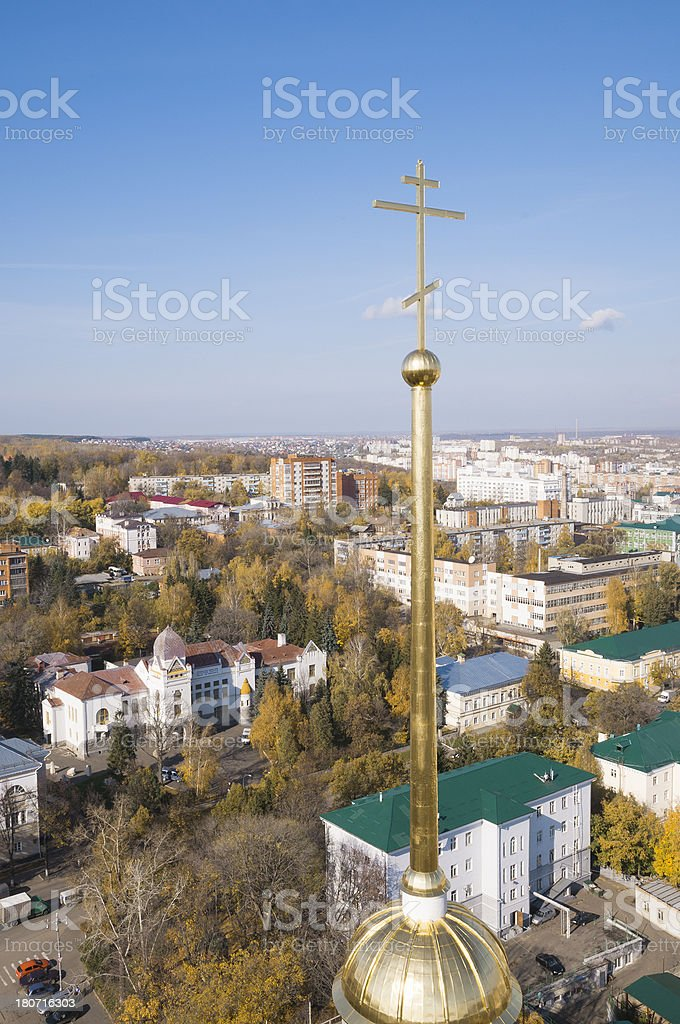 City of Penza, Russia. royalty-free stock photo
