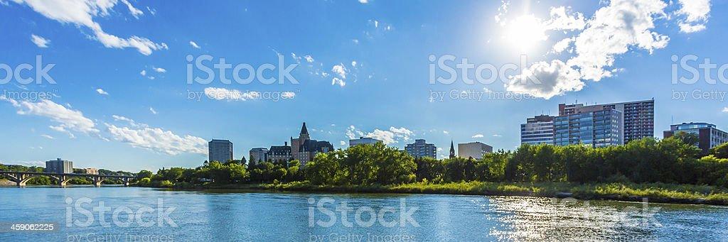 City of Saskatooon stock photo