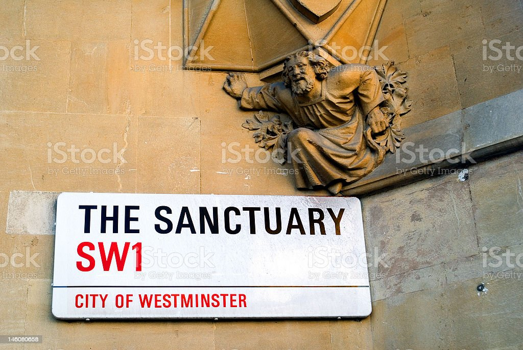 City of Westminster stock photo