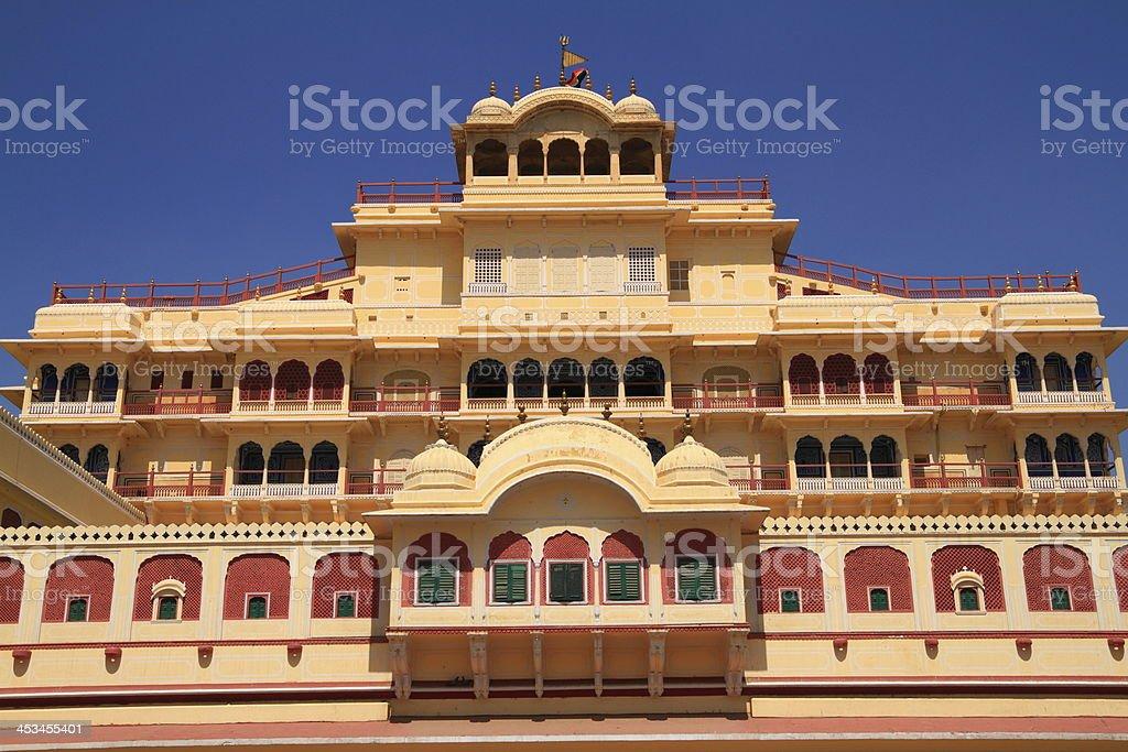 City Palace royalty-free stock photo