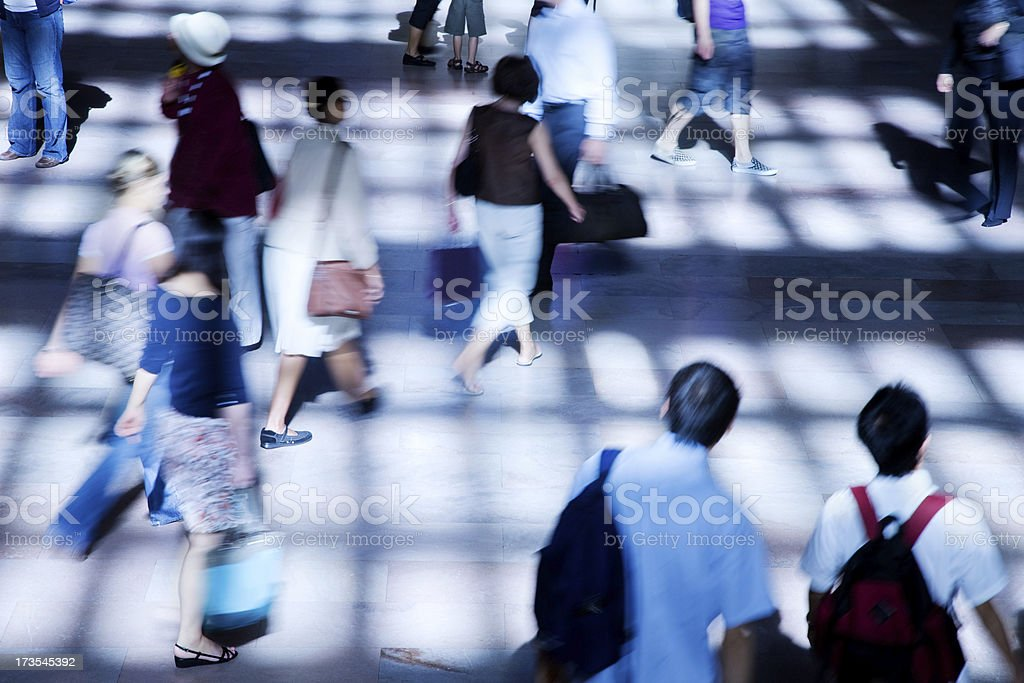 City People royalty-free stock photo