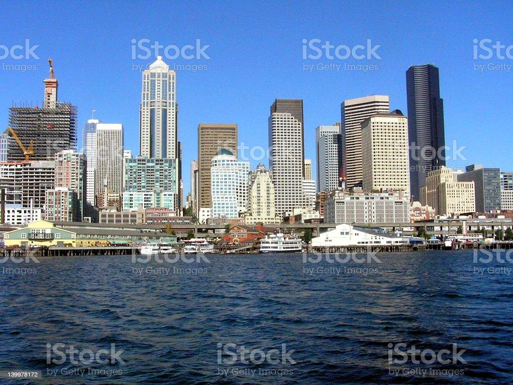 City stock photo