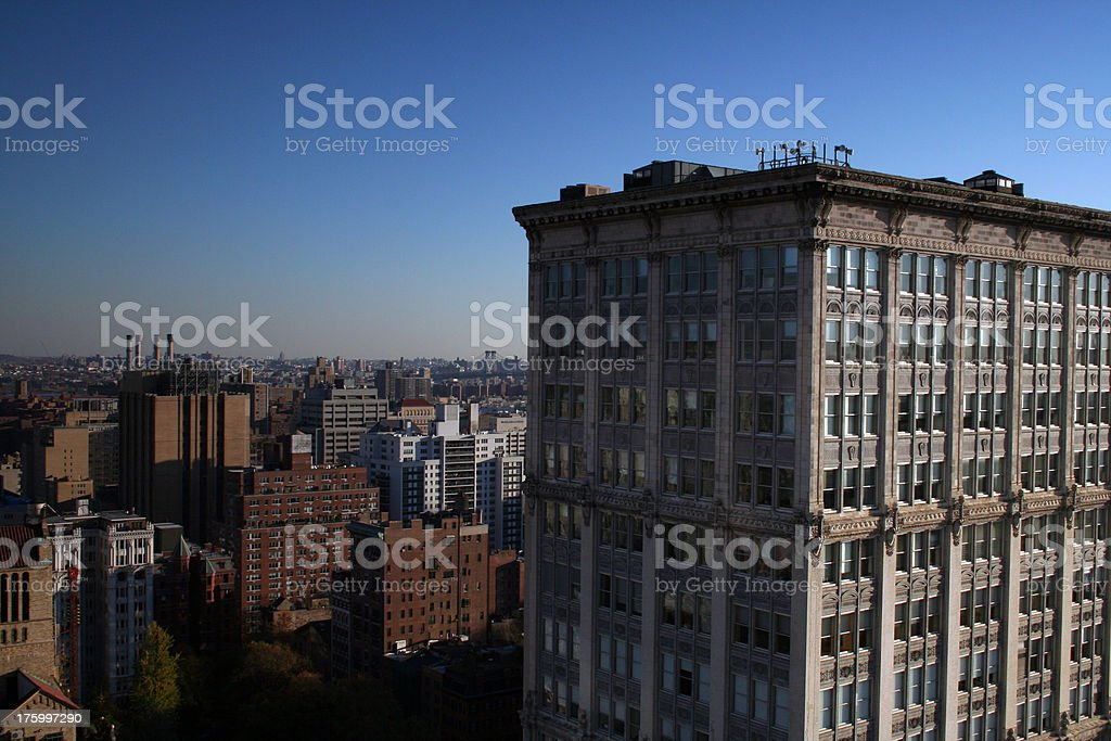 City royalty-free stock photo