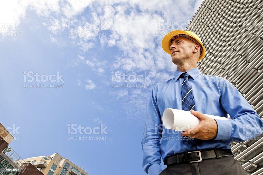 City Planner stock photo