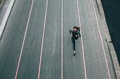 City Running