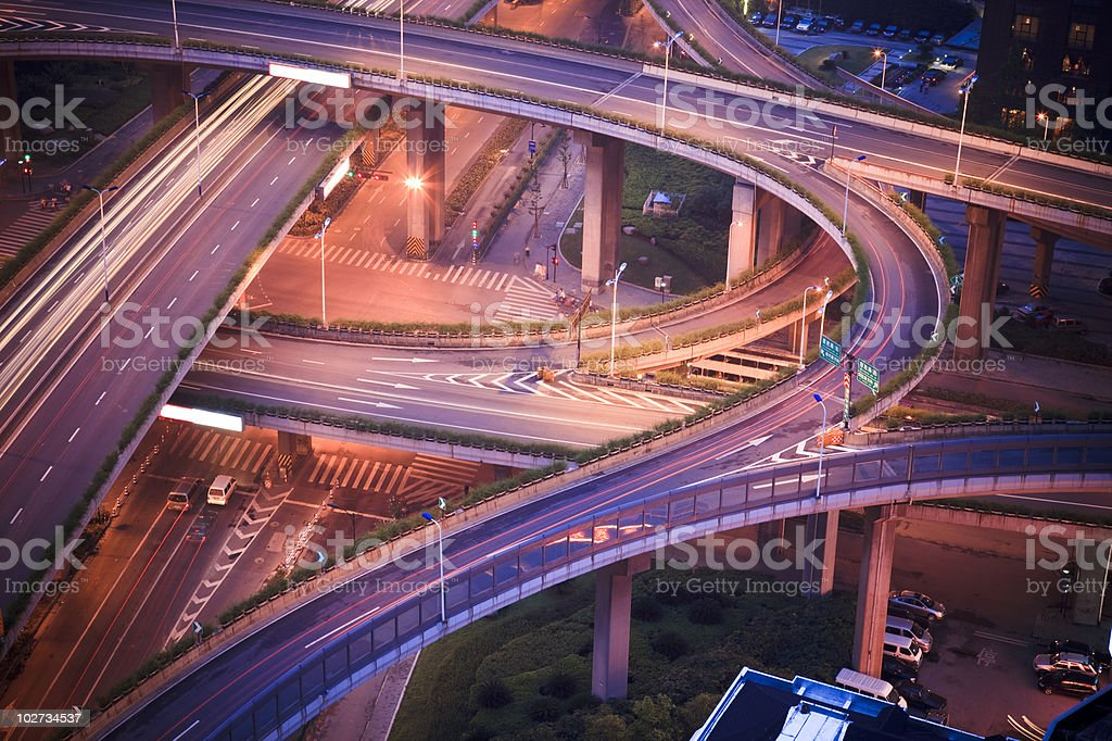 City Scape royalty-free stock photo