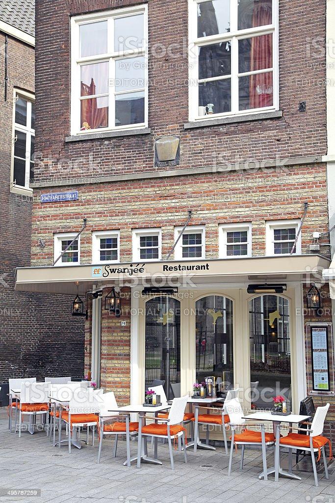 City 's-Hertogenbosch, Netherlands stock photo