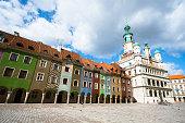 City Square in Poznan