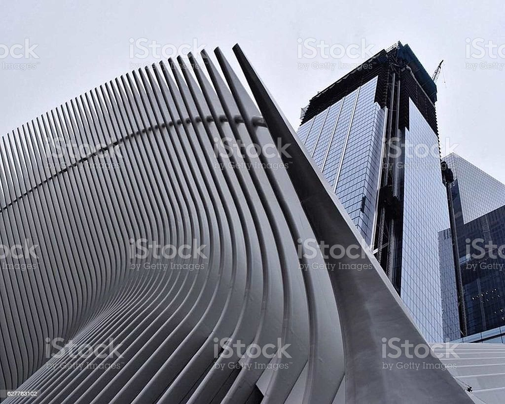 City style stock photo