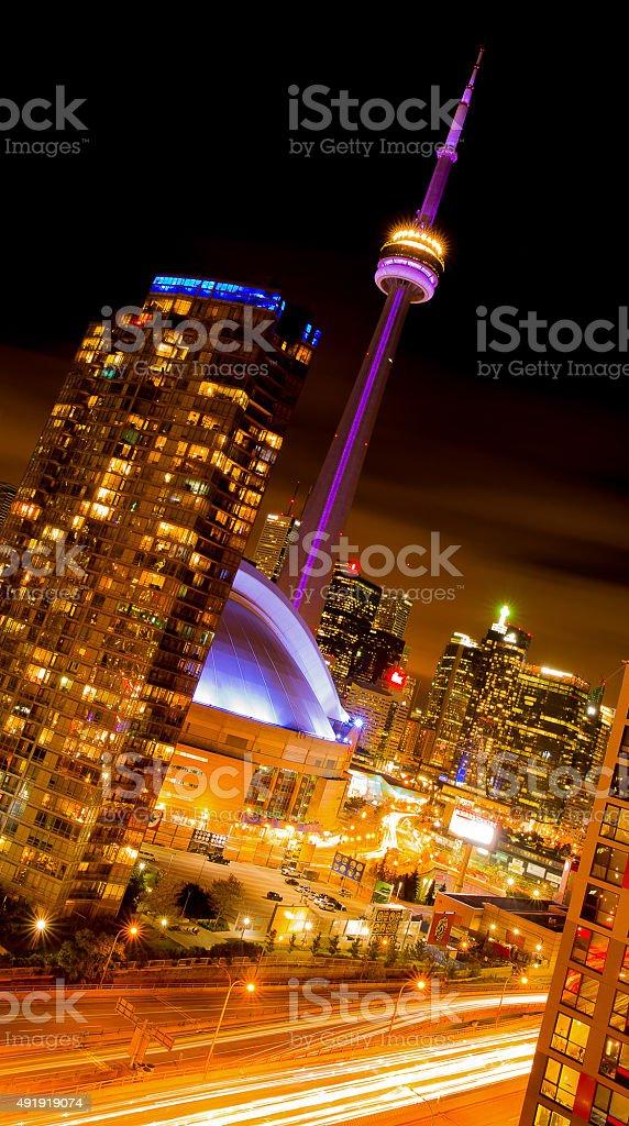 City Vibes stock photo