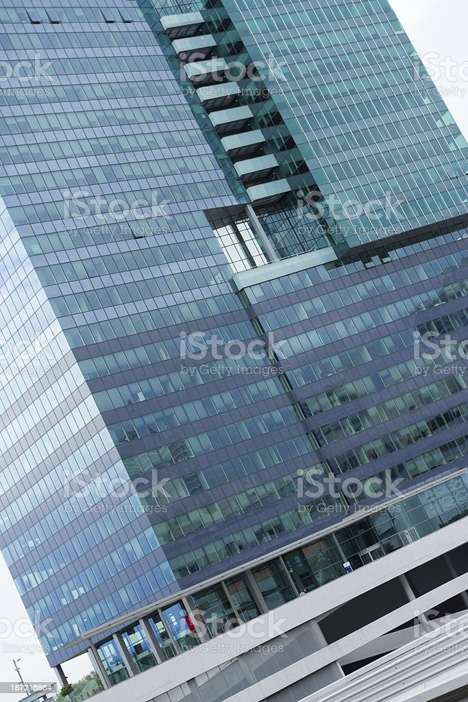 UNO city Vienna royalty-free stock photo