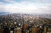 City view from world trade center