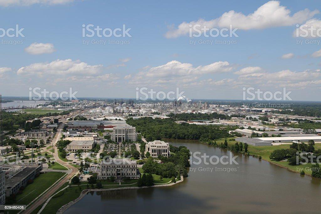 City View stock photo