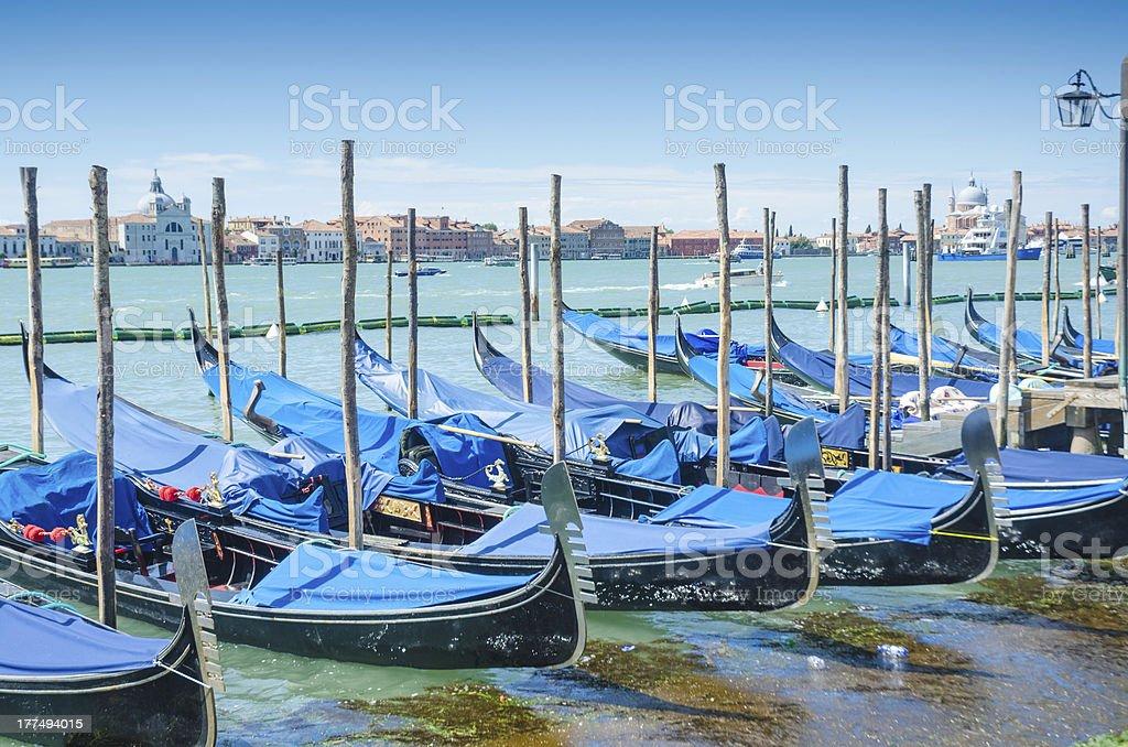 City views of venice in Italy royalty-free stock photo