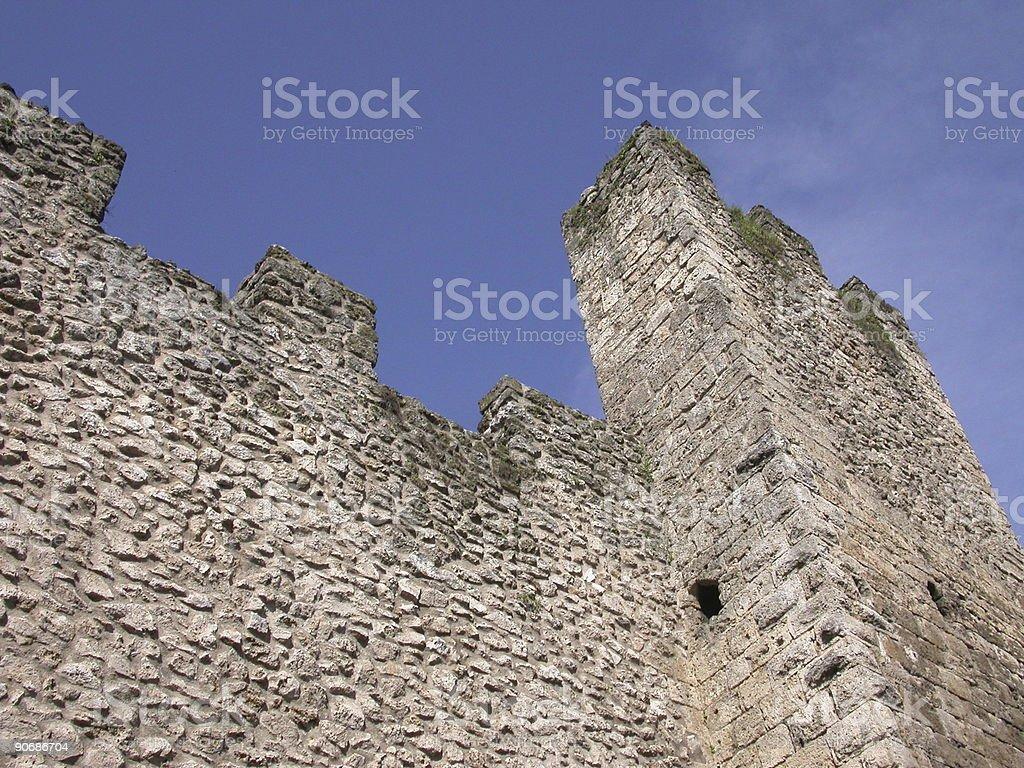 City Walls royalty-free stock photo