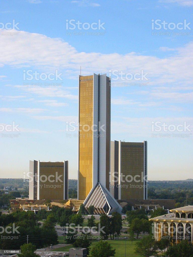 cityplex royalty-free stock photo