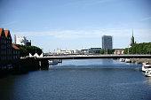 Cityscape Bremen