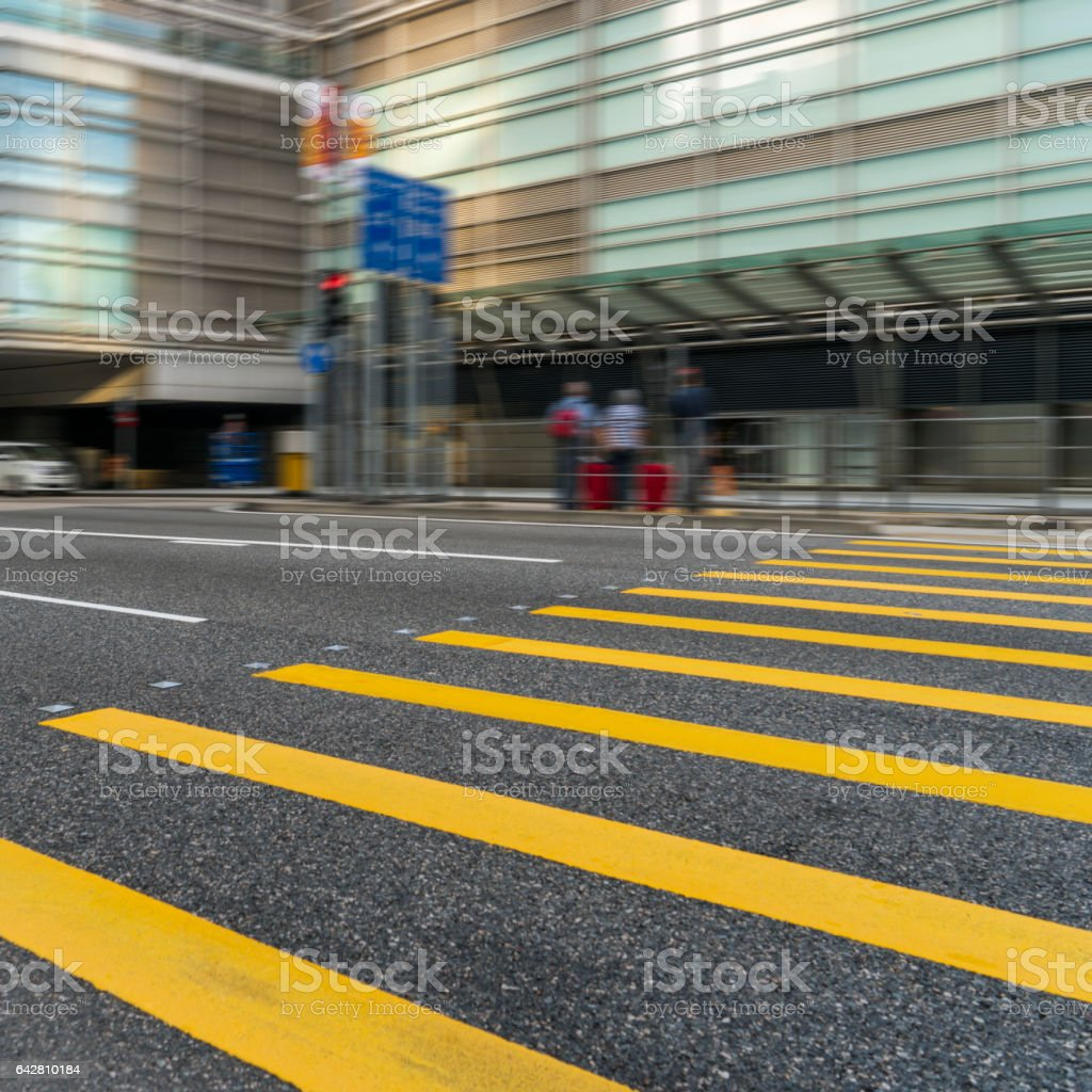 cityscape of Hong Kong stock photo