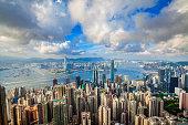 Cityscape of Hongkong