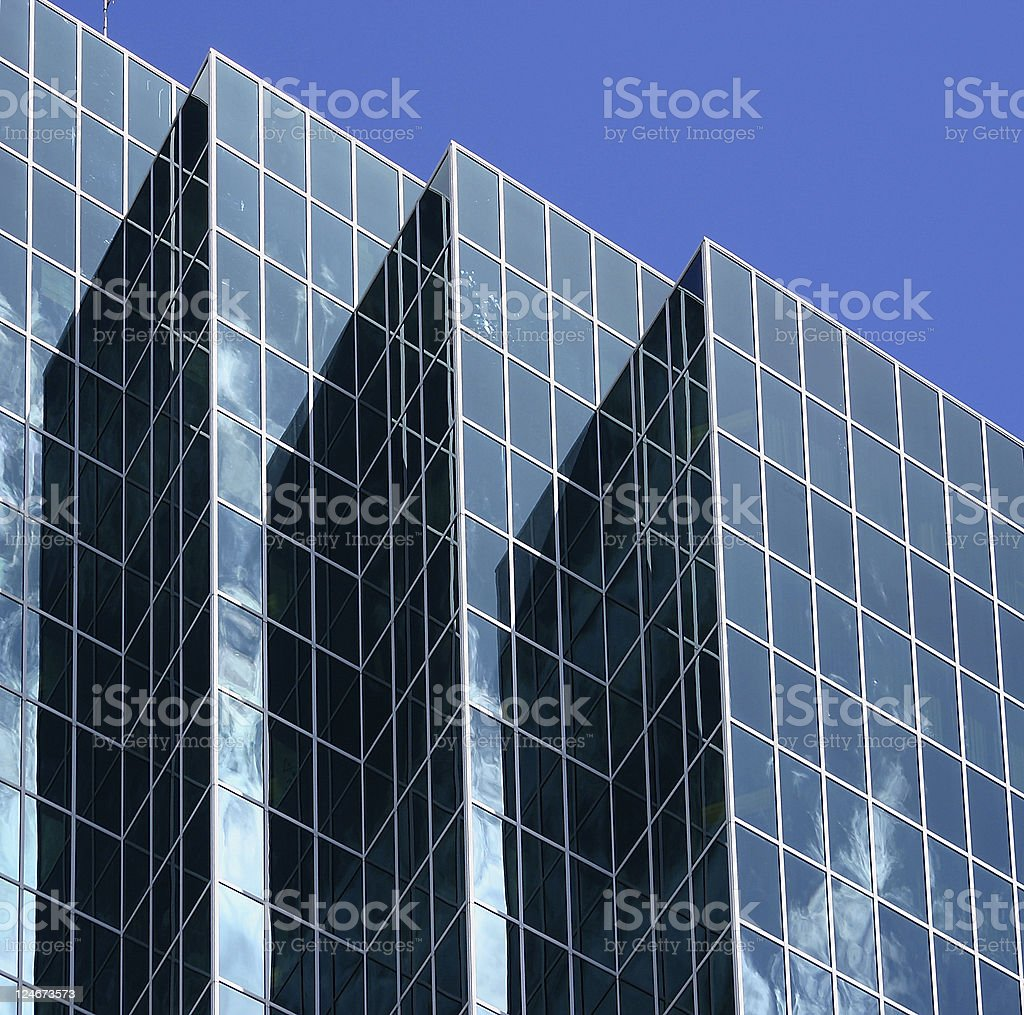 Cityscape - Skyline royalty-free stock photo
