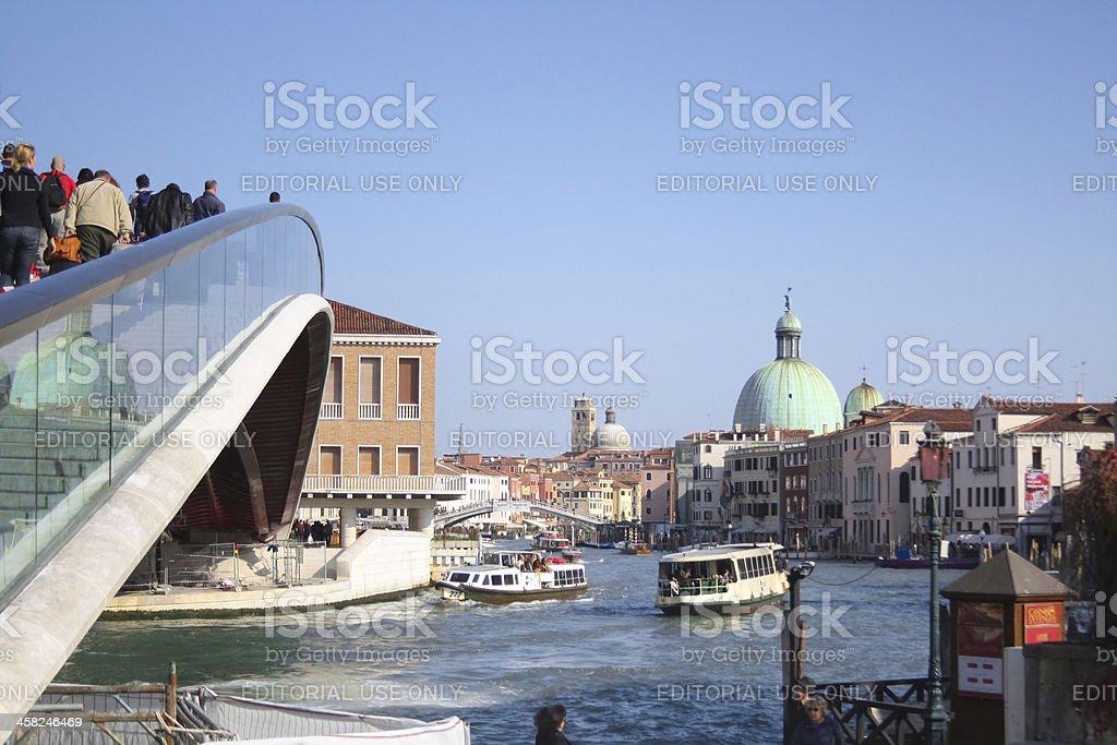 Cityscape, Venice, Italy stock photo