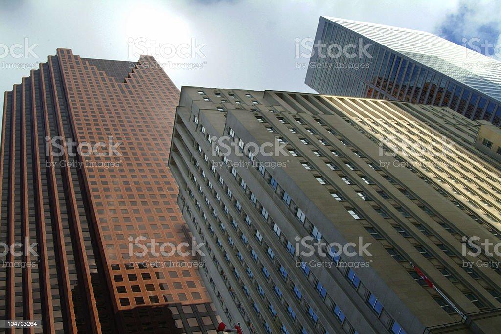 cityscape4 royalty-free stock photo