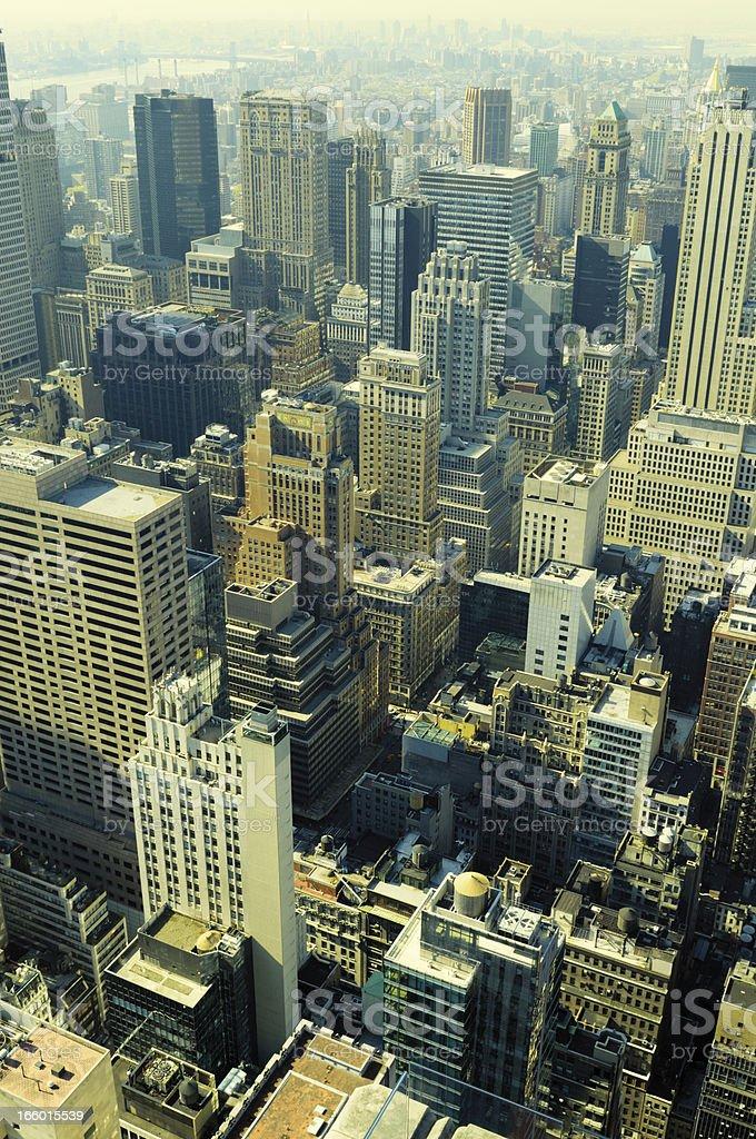 Cityscape,NYC. royalty-free stock photo