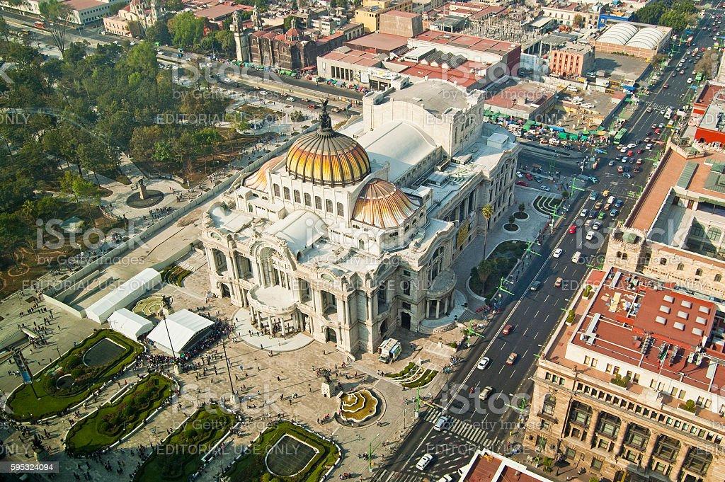 Ciudad de Mexico stock photo