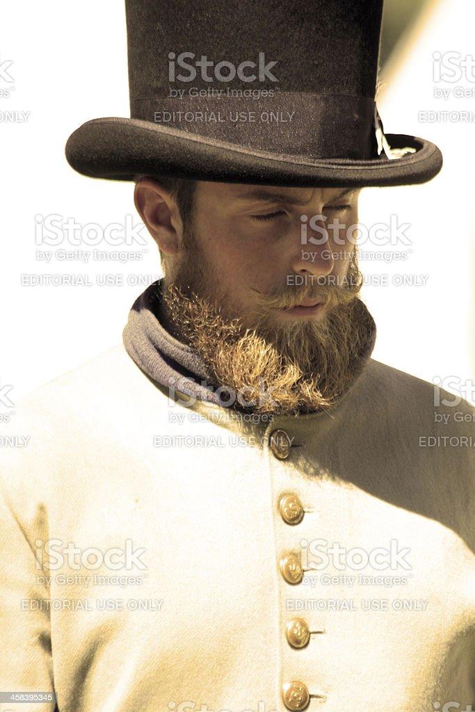 civil war royalty-free stock photo
