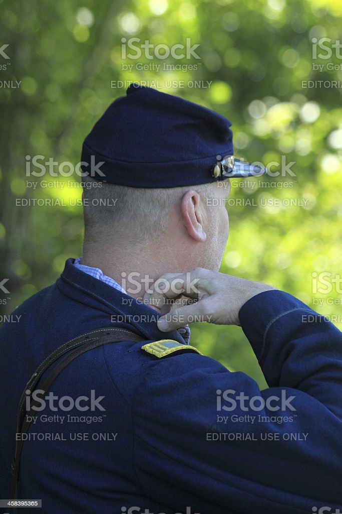 civil war royalty-free stock photo