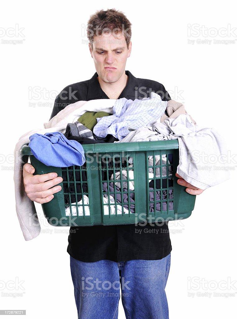 H*cking Laundry! stock photo