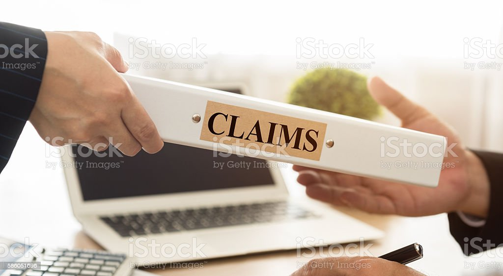 claims stock photo