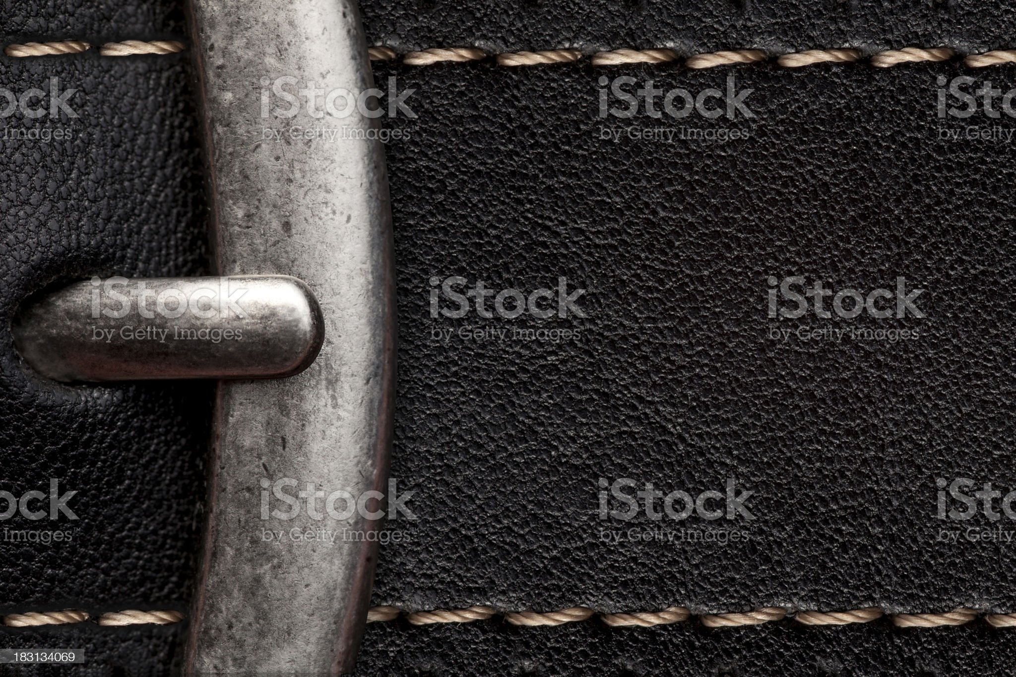 clasp belt detail royalty-free stock photo