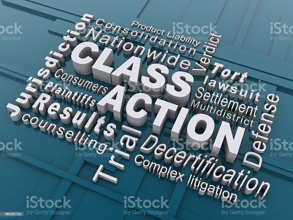 class action stock photo