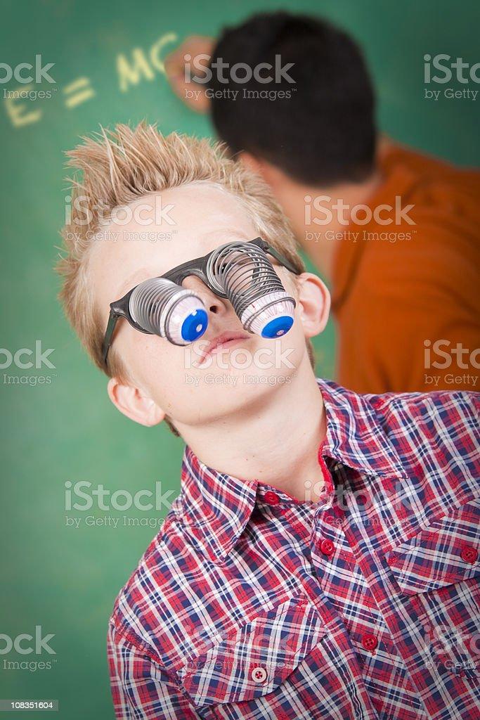 Class Clown stock photo